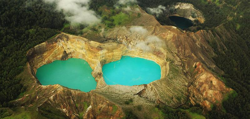 Kelimutu Lake