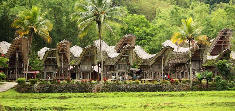 Traditional Village of Toraja