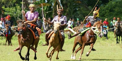 Pasola Festival Traditional War