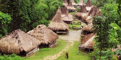Prai Ijing Village Waikabubak