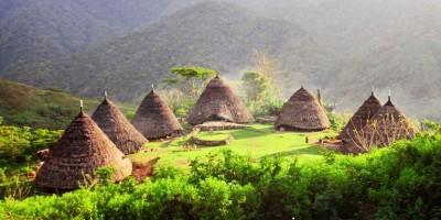 Traditional Village of Waerebo